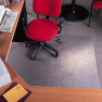 "Anti-Static Chair Mats. (145 mil) 1/8"" thick chair mats."